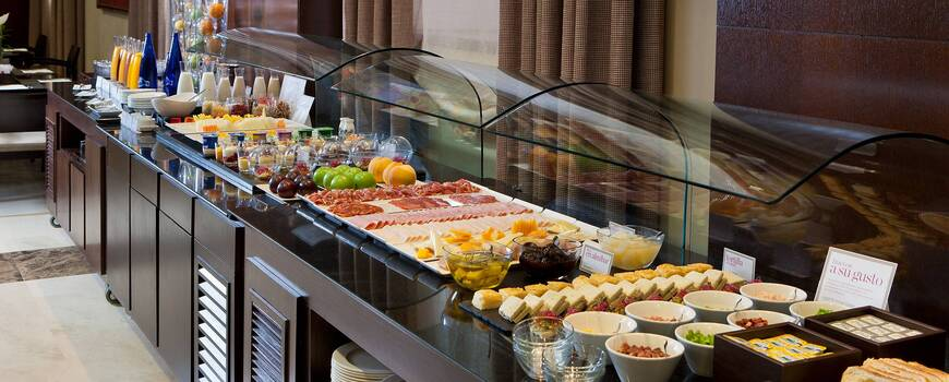nh collection palacio de aranjuez-183-buffet breakfast